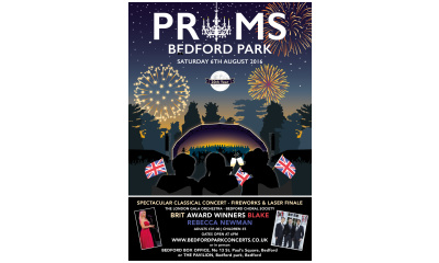Bedford proms may 16 listing