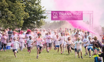 Colour Dash event news