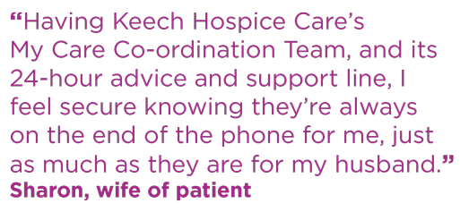 My Care Co-ordination quote