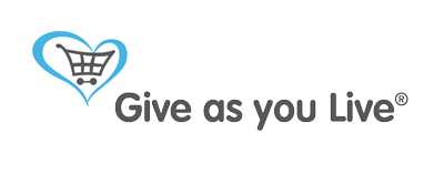 Give as you live logo long