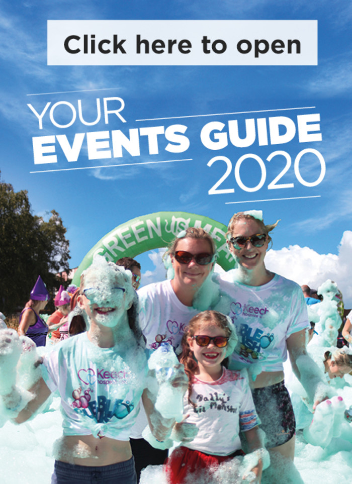 2020 Event guide graphic